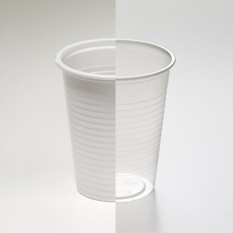Assemblage goblet en plastique